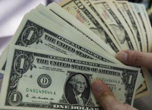 Движение доллара 3 августа