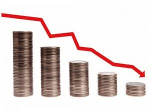 Рубль снова обновил минимумы