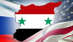 Взаимоотношения России, Сирии и США