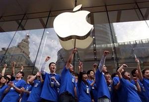 У компании Apple рекордная прибыль
