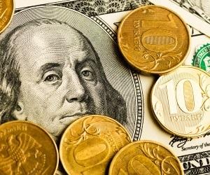Вчера доллар преодолел отметку 63 рубля