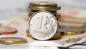 Рост рубля к основным валютам