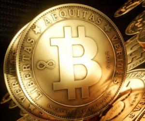 Динамика изменений курса биткоина к доллару