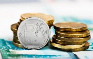 Рубль под давлением