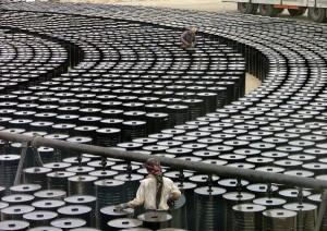 Соперничество из-за нефти