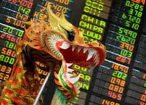 Досрочное закрытие бирж Китая