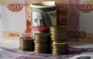Нефтяные котировки растут, что позволяет российскому рублю укрепляться как к евро, так и к североамериканскому доллару
