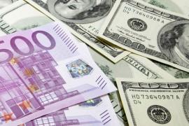 Боковая динамика по евро/доллар