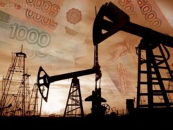 Нефть поддержит рубль