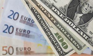 Доллар и евро вновь растут