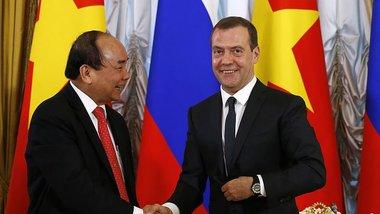 Нацвалюты в торговом обороте России и Вьетнама