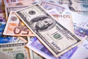 Пара EUR/USD пробила трендовую линию