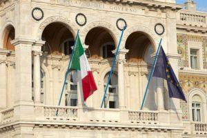Италия требует пересмотра политики санкций