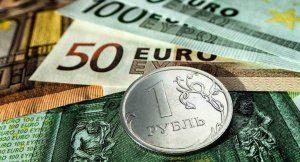 Рубль укрепиться в паре с евро