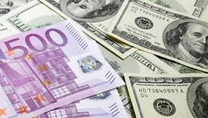 Евро/доллар у трендовой линии