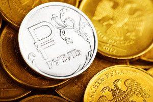Рубль ослаб на открытии торгов