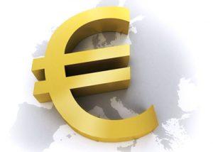 Евро укрепляется. 21 марта.