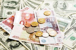 Основные валюты снижаются на открытии торгов
