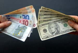 Коррекция по паре евро-доллар 19 сентября