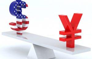 Североамериканский доллар падает в паре доллар-йена