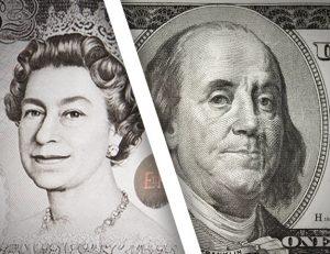 Падение британского фунта 7 октября