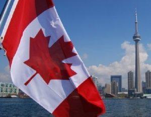 Рост ВВП Канады составляет 0,5% годовых