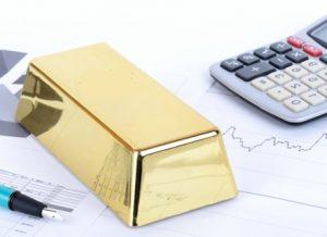 Спрос и цены на золото во второй половине 2016 года падают