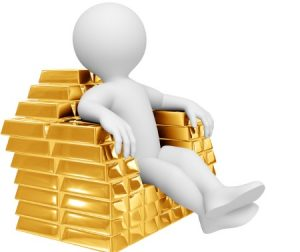 Золото потеряло 3% стоимости на рынке
