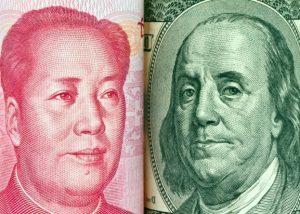 Курс китайского юаня продолжает падать
