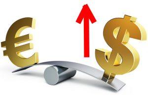 Ожидам небольшой рост курса американского доллара