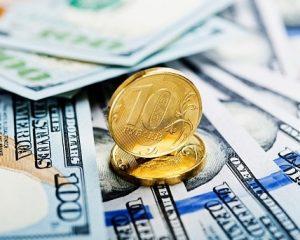 В понедельник рубль стал терять свои позиции