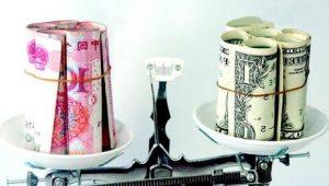 Фондовый индекс КНР растет, а доллар падает