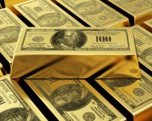 Ожидаемая стоимость золота на неделю 1165-1190 долларов
