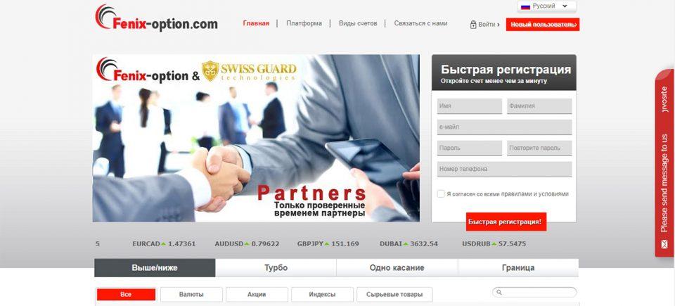 Официальные Сайты Бинарных Опционов